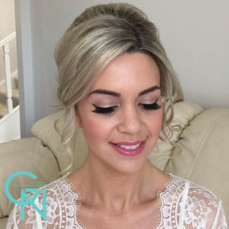 Wedding Makeup Sydney Gemma Nichols Artistry Mobile Hair And