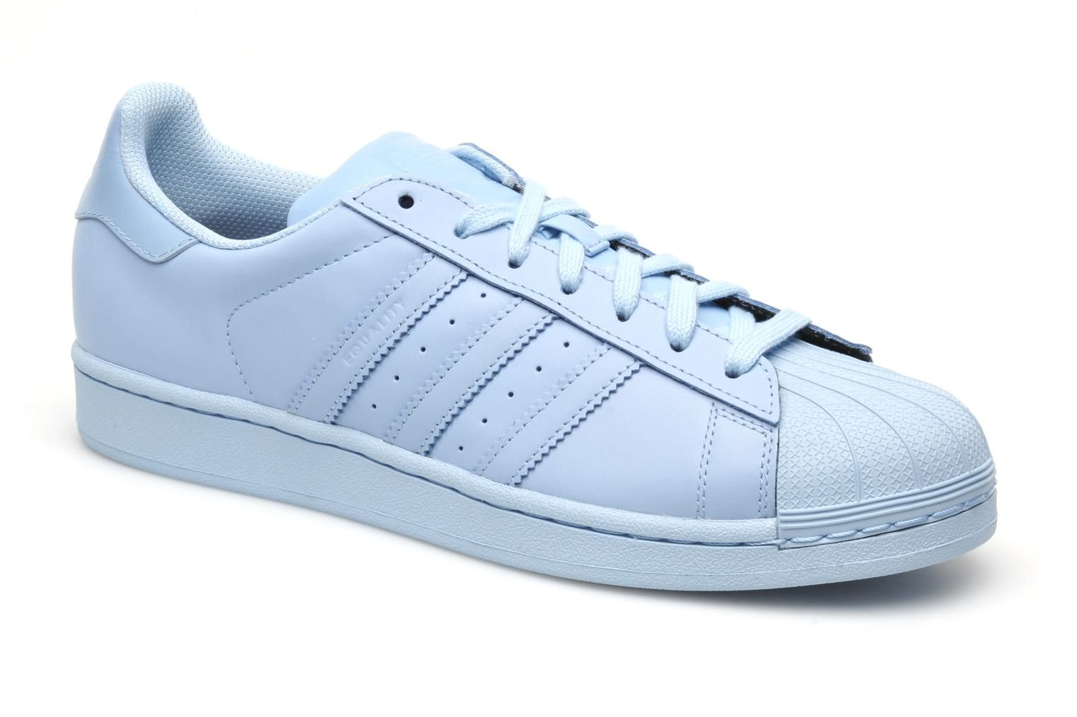 42e3a024f62 Adidas Originals Superstar Supercolor Bleu prix promo Baskets Femme Adidas  Sarenza 100.00 €
