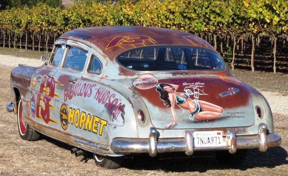 American Rat Rod Cars & Trucks For Sale: 1951 Hudson Hornet Rat Rod ...