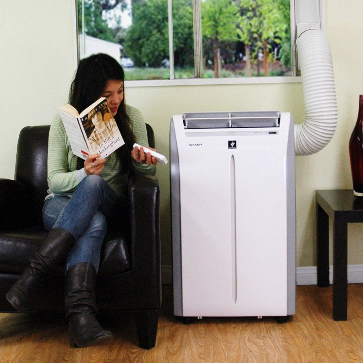 The Sharp Portabale Air Conditioner For User Air Conditioning Services Home Goods Decor