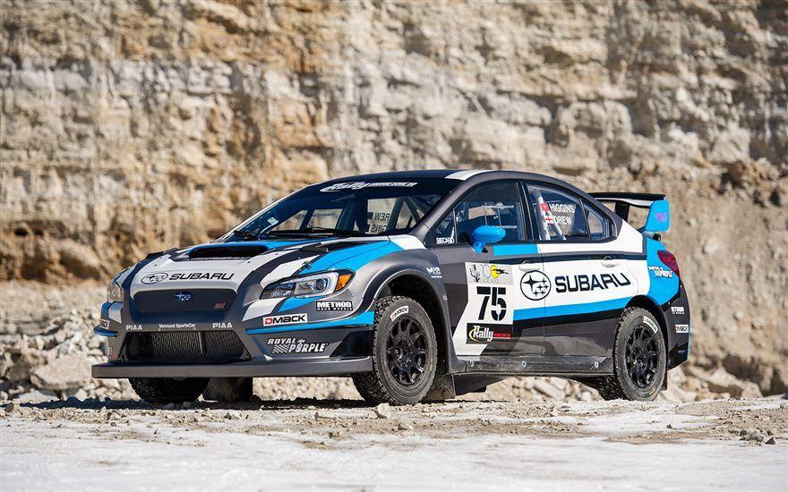2015 Wide Body Rally Car Subaru rally, Subaru wrx, Rally car