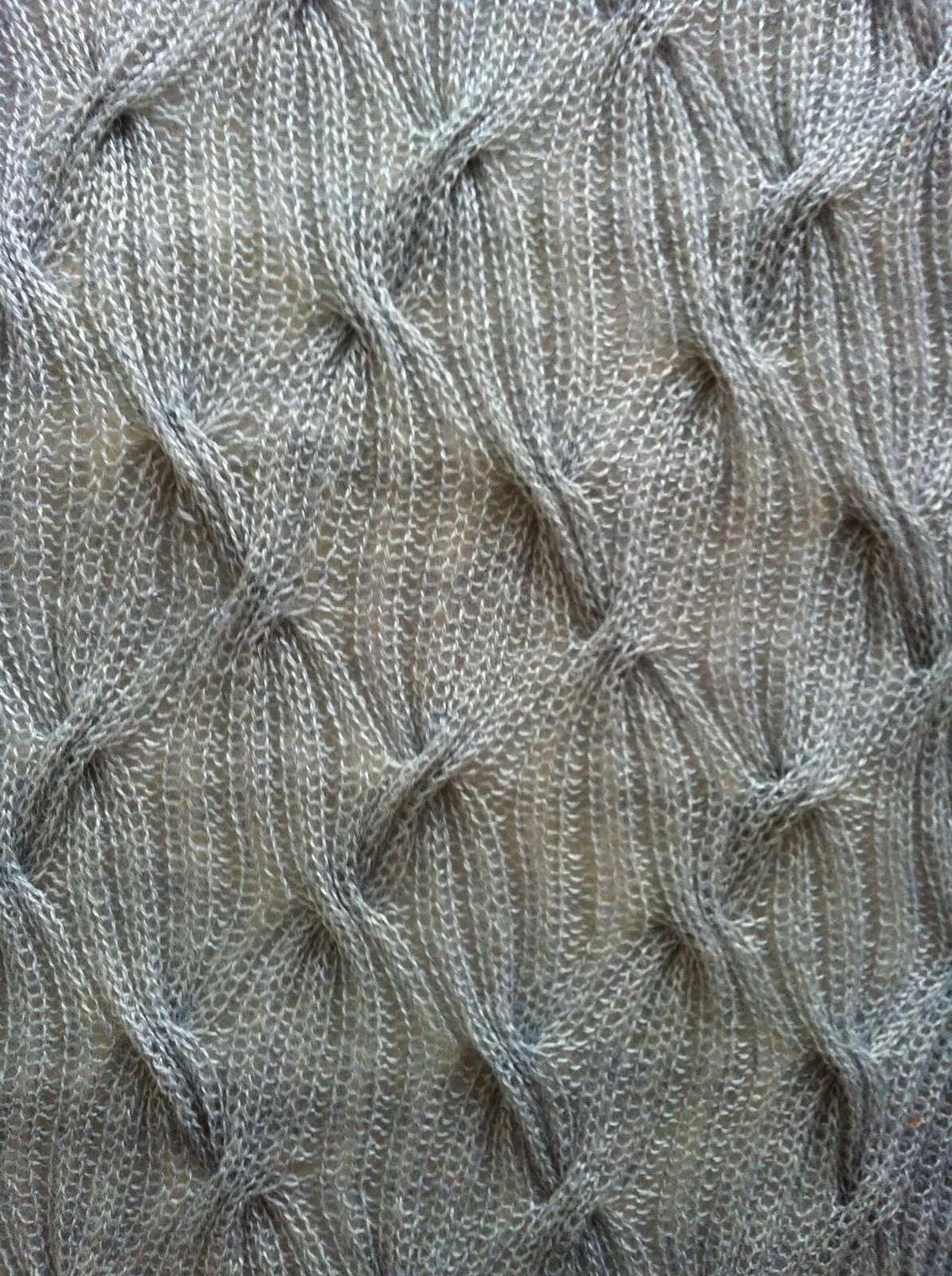 Reversible Cable Knitting Patterns | Knit patterns, Shawl and Cable