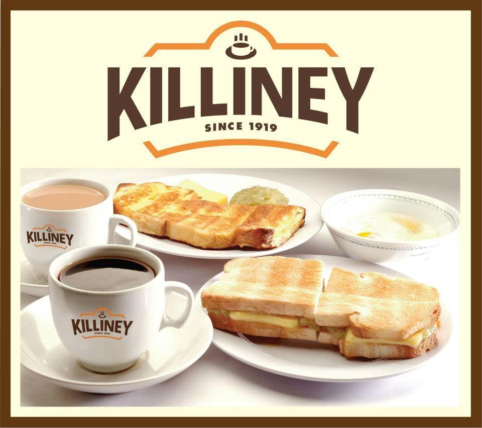 Enjoy Breakfast Set Only At Killiney Kopitiam Kuningan City Lg