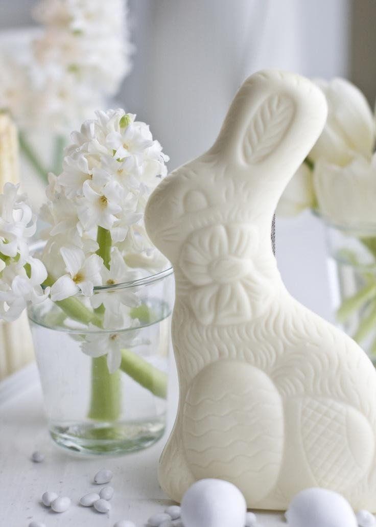 Décoration maison de printemps et Pâques- idées en photos | Belles images de paques, Maison de ...
