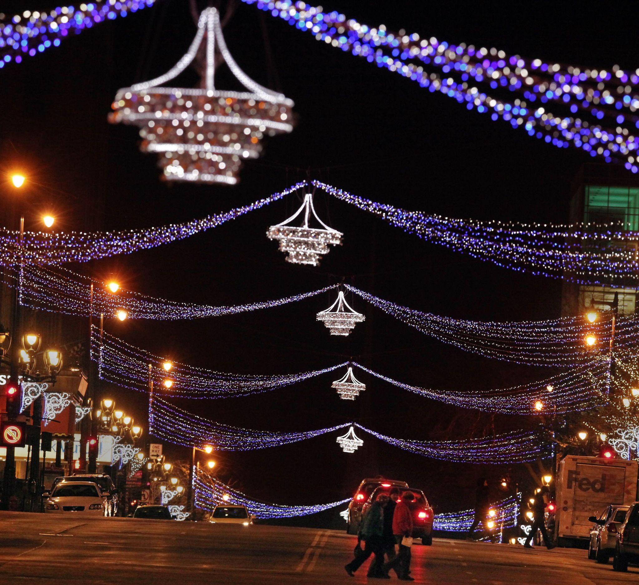 A Sampling Of Area Christmas Light Displays