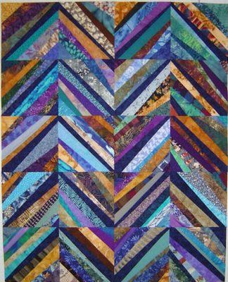 Scrappy String Quilt Patterns | free patterns free scrap quilt ... : string quilt patterns - Adamdwight.com