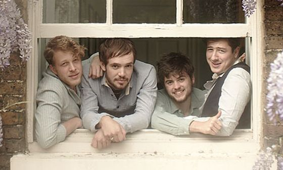 mumford and sons. yes.