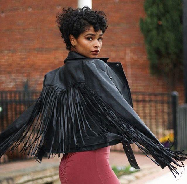 model leather Callista