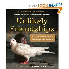 Unlikely friendships book