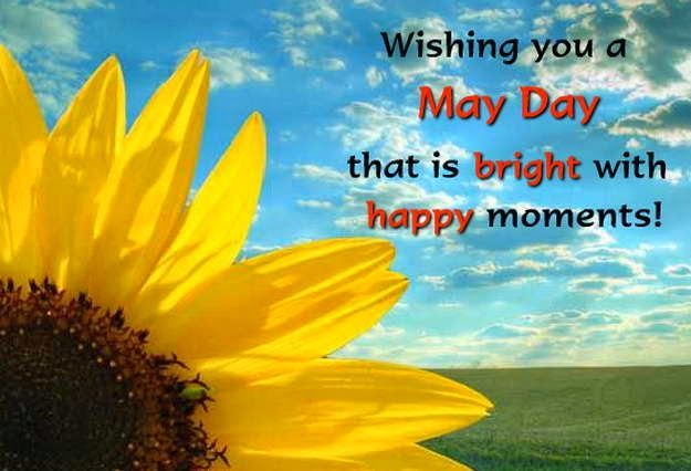 May Day Wishes Images Greetings Card May Day Wishes Images