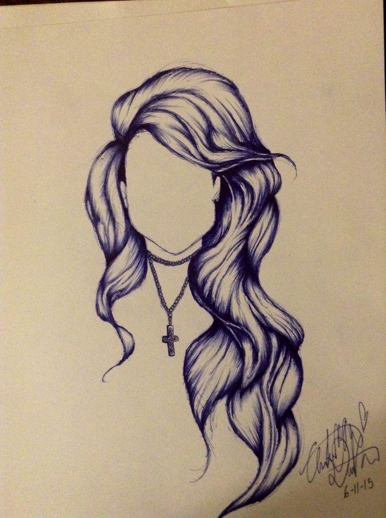 Pen Drawing Hair Art Drawing Hair Sketch Hair Hair Sketch Hair Art Pen Art Pen Sketch Hair Girl Art Hair Sketch Hair Art Hair Sketch Face Drawing