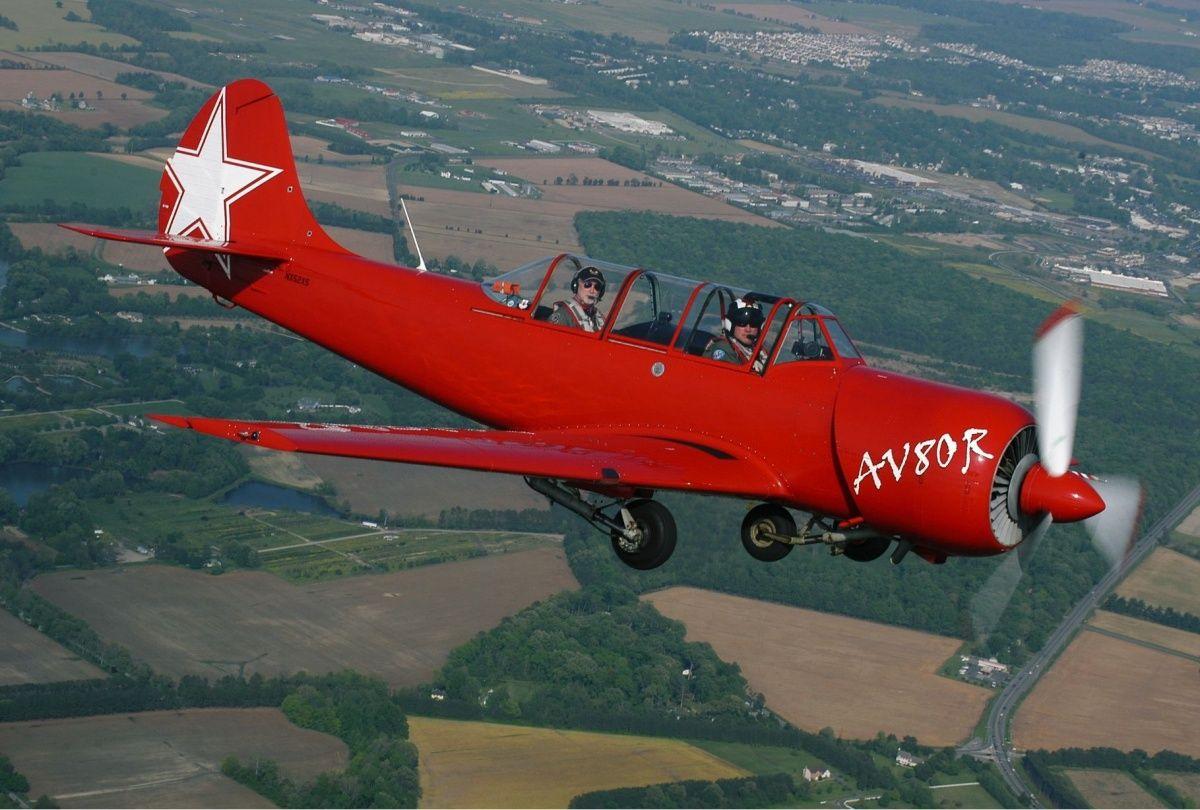 1999 Yakovlev Yak-52 for sale in FL United States => www
