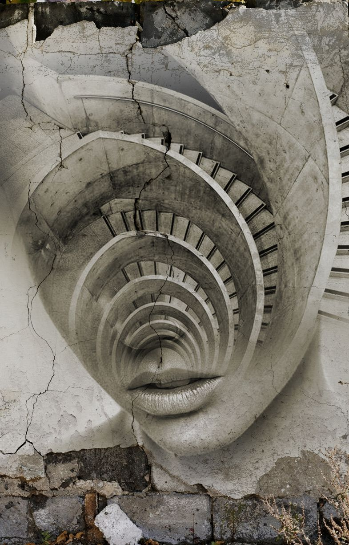 Antonio Mora. Where Dreams Will Take You | pinturas rostro y figura ...