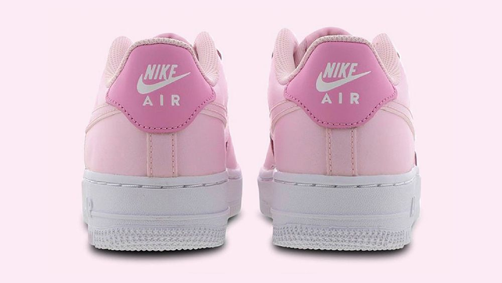 This Pretty Nike Air Force 1 In Pink Foam Just Dropped For 55 In 2020 Nike Air Force Nike Air Nike