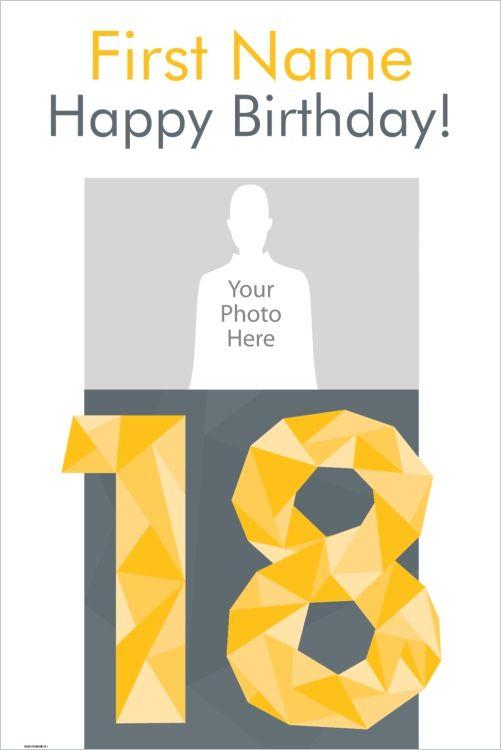 Custom Banners Milestone Birthdays Banner