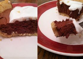 Fair Trade French Silk Pie (That is Also Paleo, Gluten Free, Grain Free, Sugar Free, And Optionally Dairy Free)