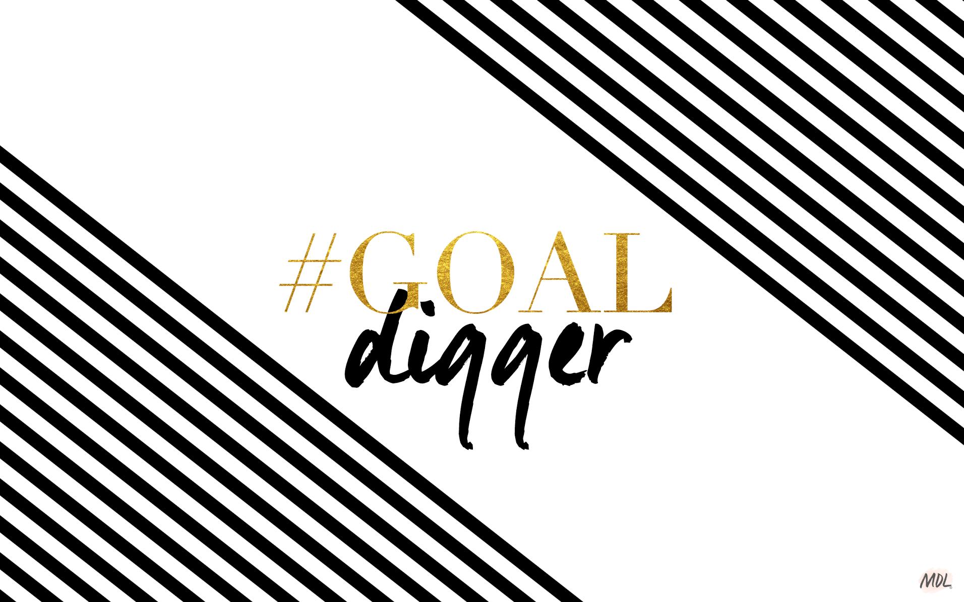Goaldigger Desktopwallpaper