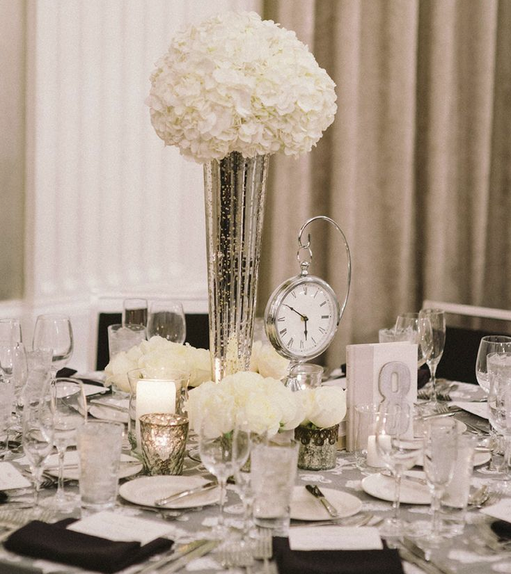 25 White Wedding Decoration Ideas For Romantic To See More