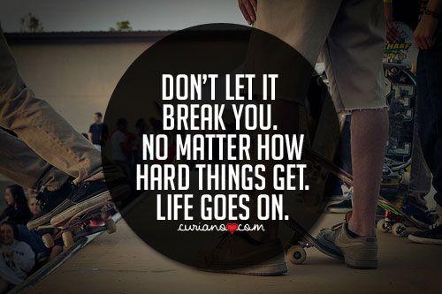 break you hard