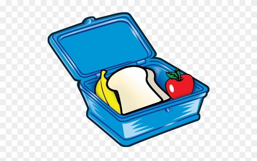 Lunch Box Clipart Luch Lunchbox Cartoon Png Download Lunch Box Clip Art Cartoons Png