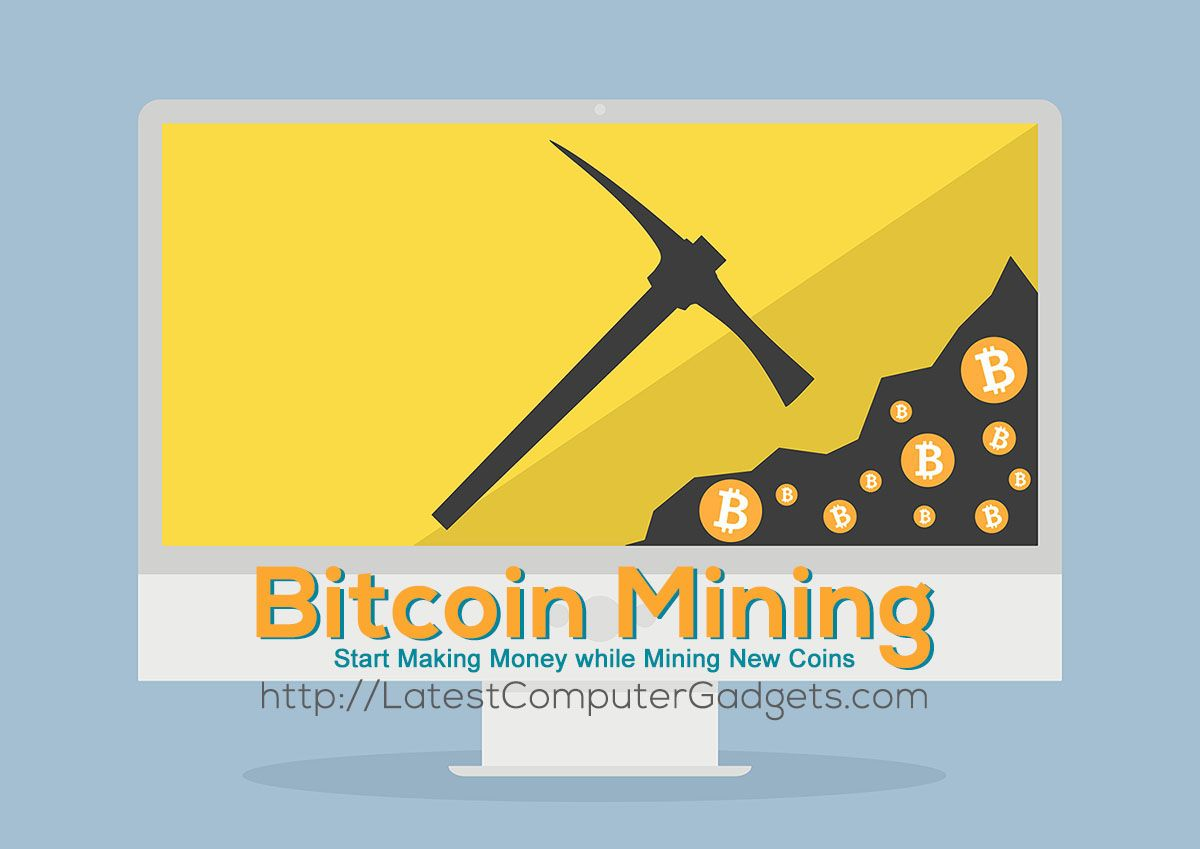 Start Making Money with Bitcoins Mining - Step by Step Guide