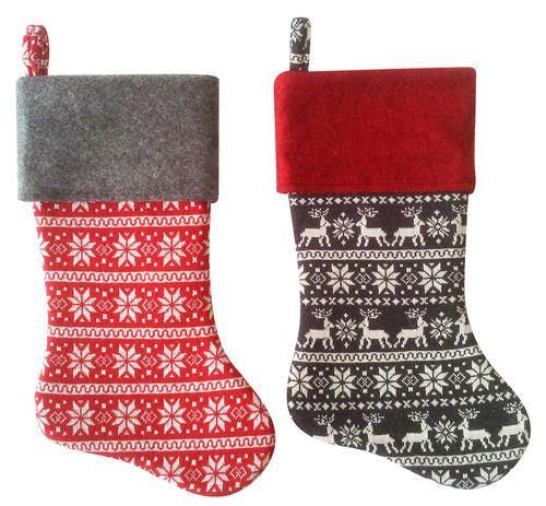 Sweater Knit Stocking (Assorted Styles) at Menards® Christmas
