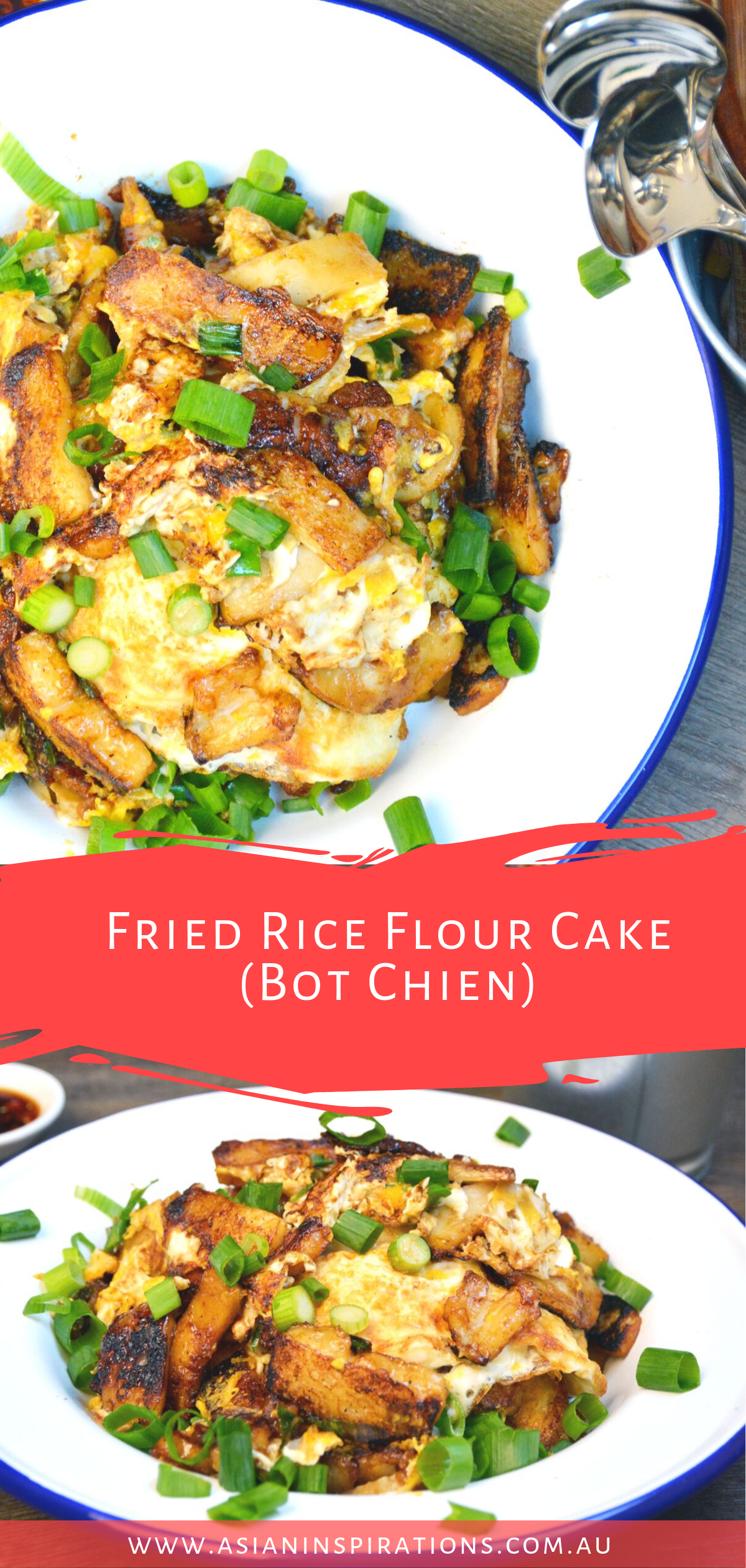 Bot Chien Rice Flour Recipe Asian Inspirations Recipe