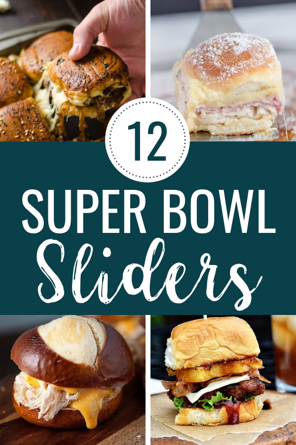 Super Bowl Sunday is my favorite time to host a game day party because I love s Super Bowl Sunday is my favorite time to host a game day party because I love s