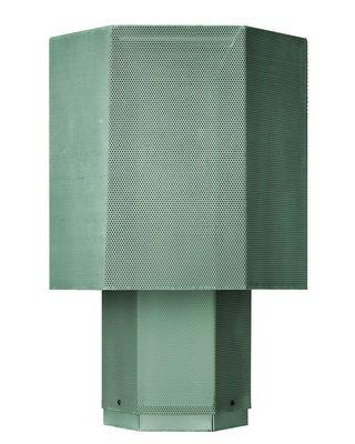 Lampe De Table Hexx Diesel With Foscarini Vert Made In Design Lampe De Table Moderne Design Lampe En Acier