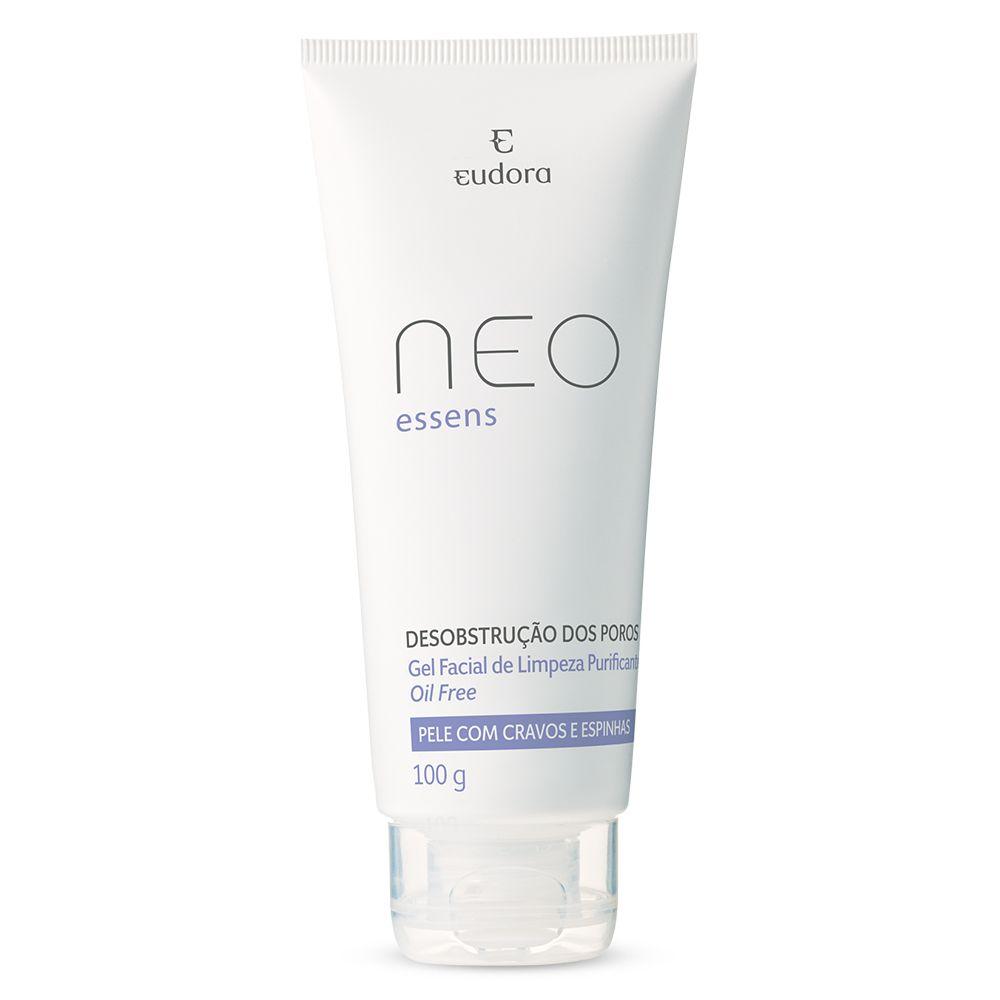 Gel de Limpeza Facial Purificante Neo Essens - Eudora