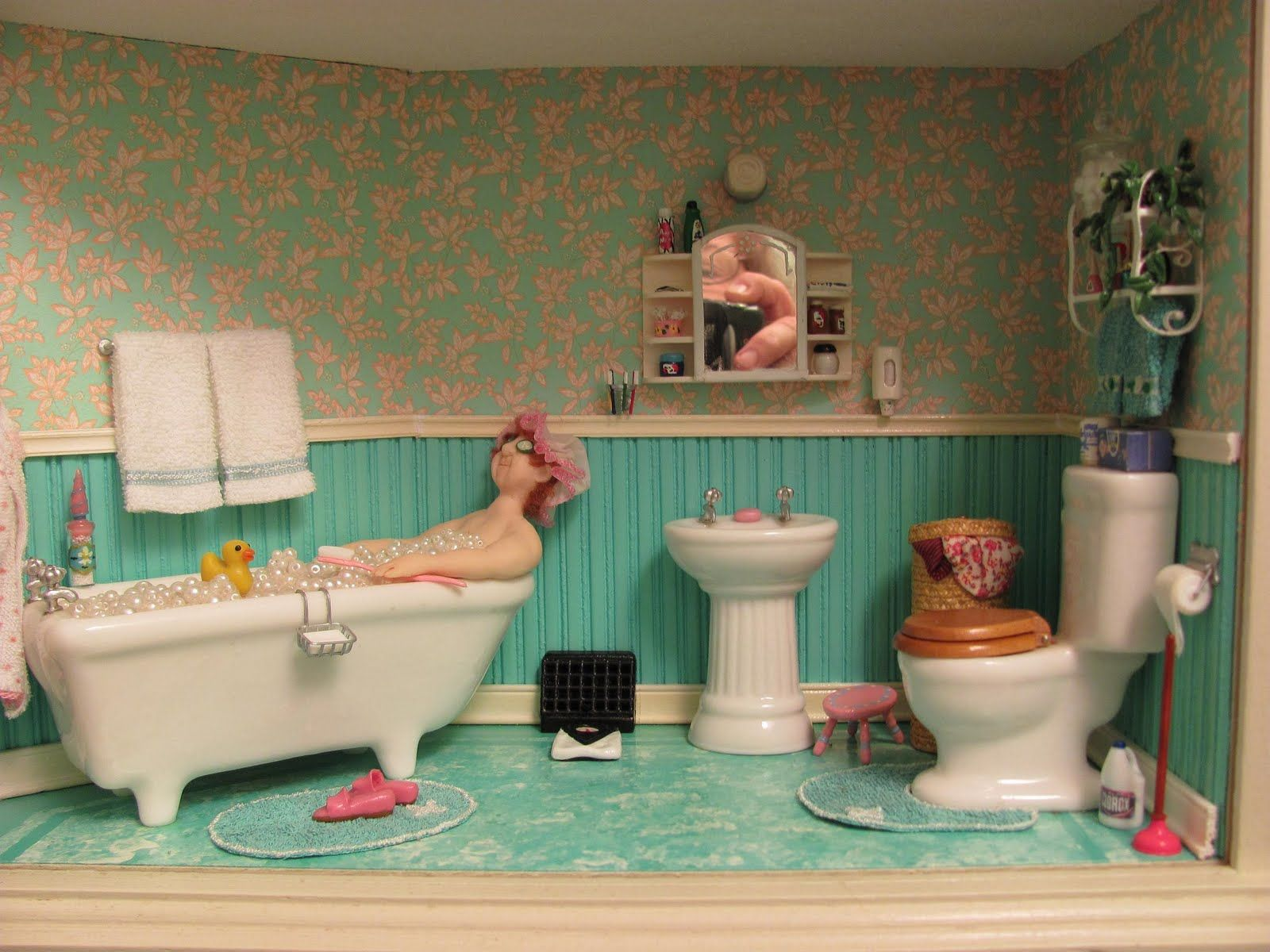 Doll House Furniture Accessories