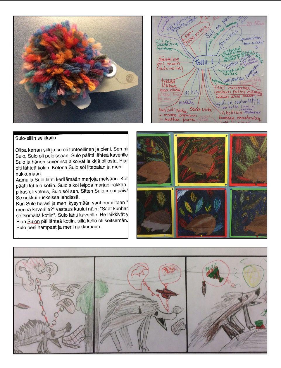 Tässä blogissa seurataan ateljee-menetelmää Muijalan koulun 1-, 2- ja 5-luokilla.