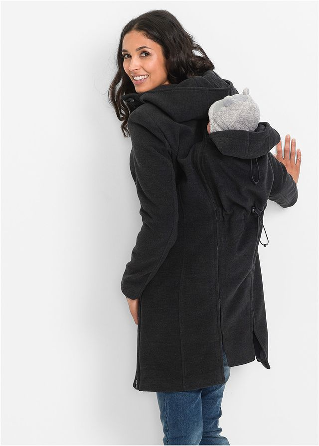 7dd708160b Kismama kabát baba betéttel (hátoldalra és előre) • 19999.0 Ft • bonprix