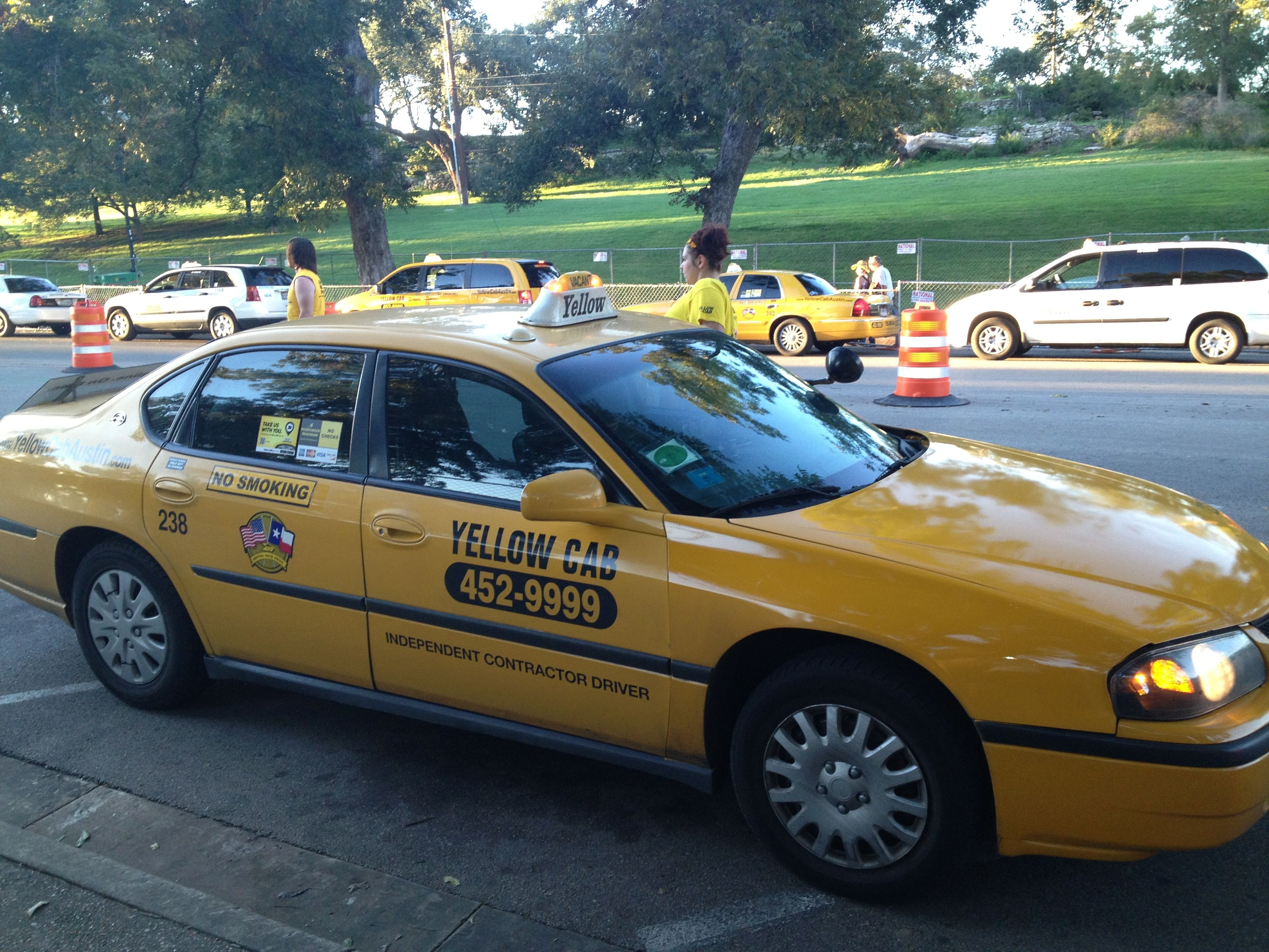 Cabs In Austin >> Yellow Cab Austin Your Cab Is Here Yellow Cab Austin