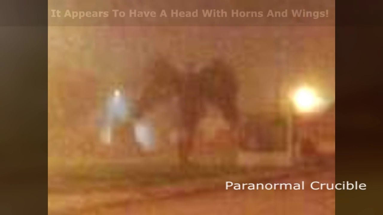 Angel or demon spotted in phoenix arizona angels and