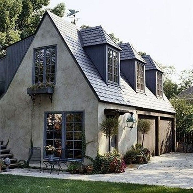 20 Admirable Small Cottage House Exterior Ideas Homedecorideas Homedecorating French Cottage Exterior Cottage House Exterior Small Cottage Homes