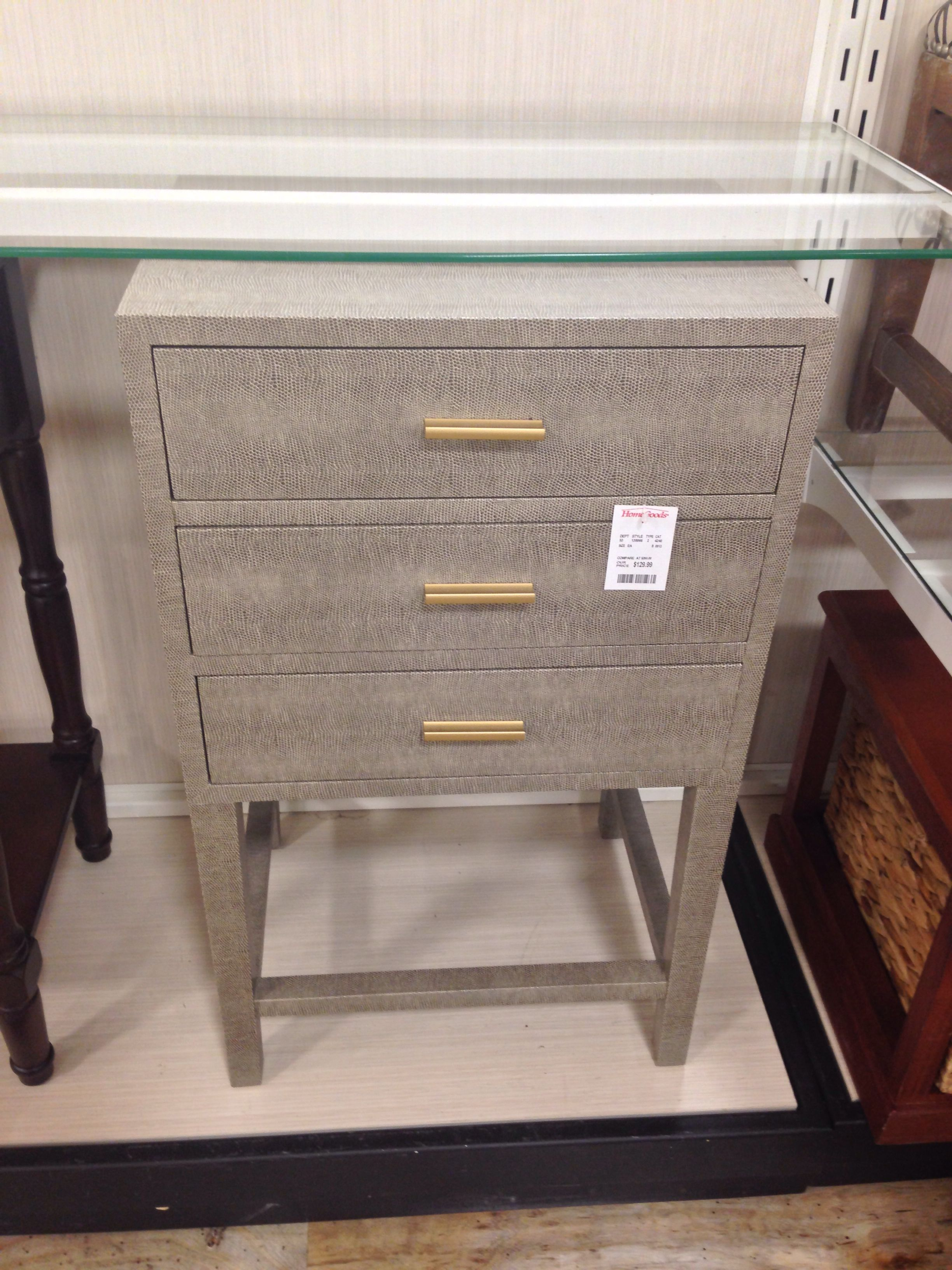 Love this nightstand with images home goods home
