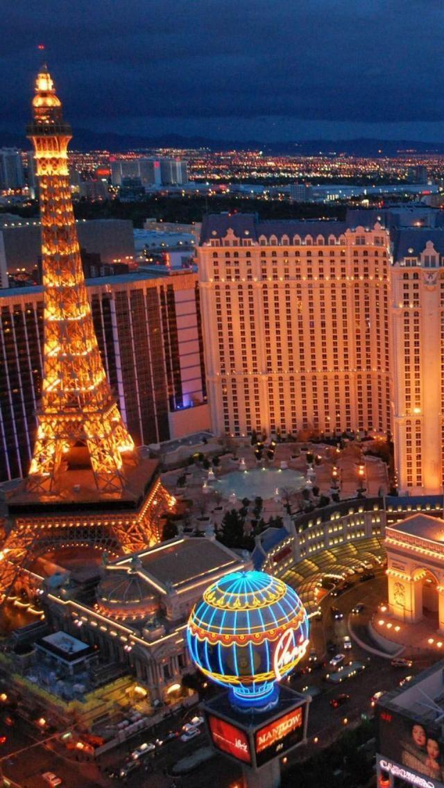 Entertainment Venetian Hotel Eiffel Tower Las Vegas Nevada