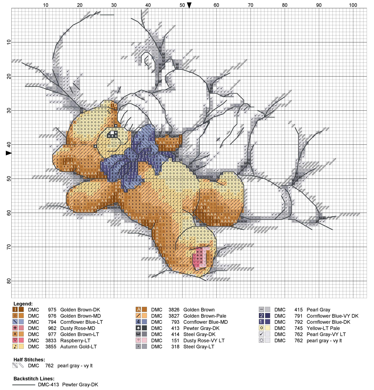 Sleeping with Bear