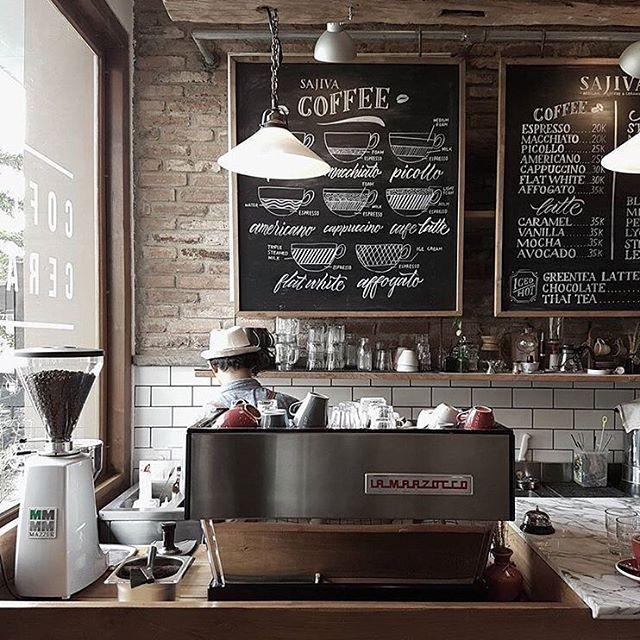 Kushina French Coffee Shop Vintage Coffee Shops Coffee Shop Decor