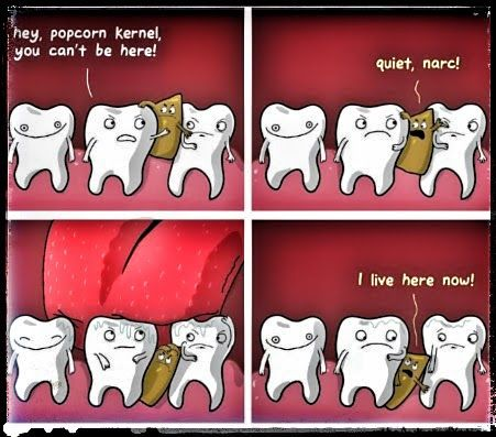 pin dental floss meme - photo #11