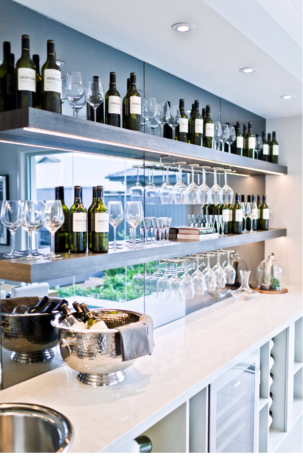 The Best Home Bar Ideas For Your Dining Room! |www.essentialhome.eu/blog