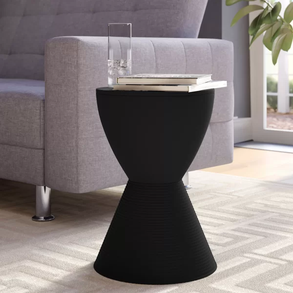 Osceola End Table In 2020 End Tables Side Table Glass End Tables