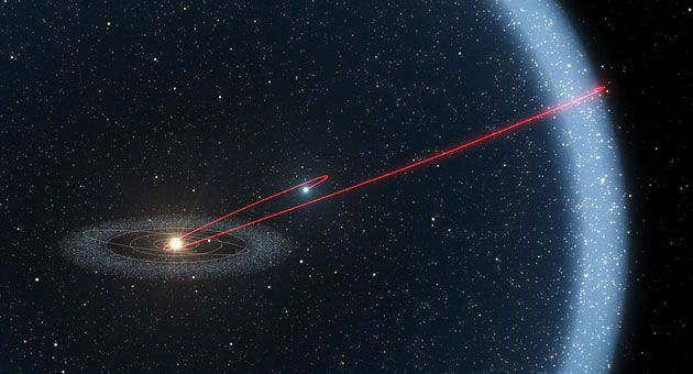 Bruchstück aus Zeit der Erdentstehung kehrt nach Mrd. Jahren ins innere Sonnensystem zurück . . . http://www.grenzwissenschaft-aktuell.de/bruchstueck-aus-zeit-der-entstehung-der-erde20160509/