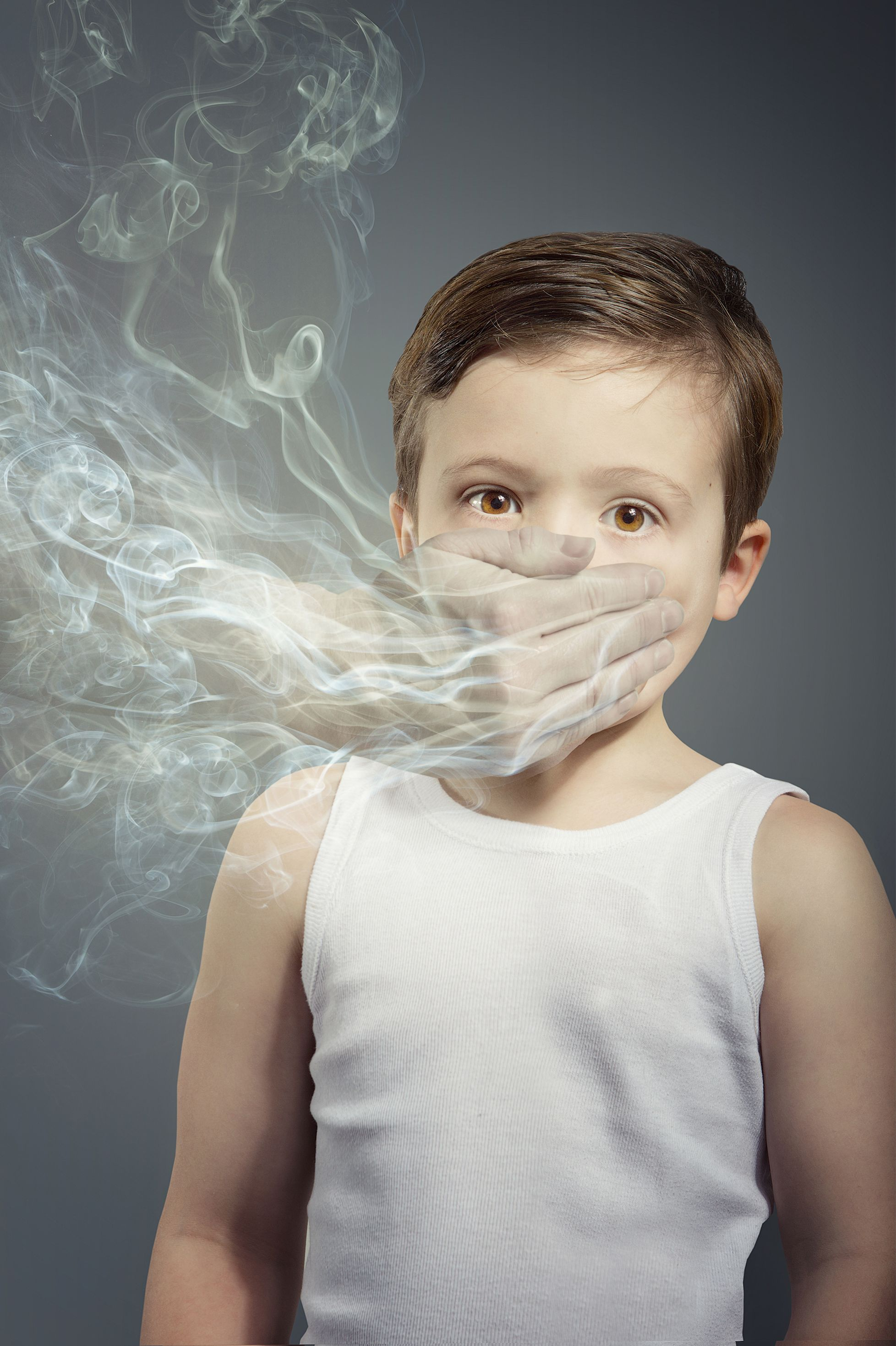 Anti Passive Smoking Awareness | Smoke | Creative ...