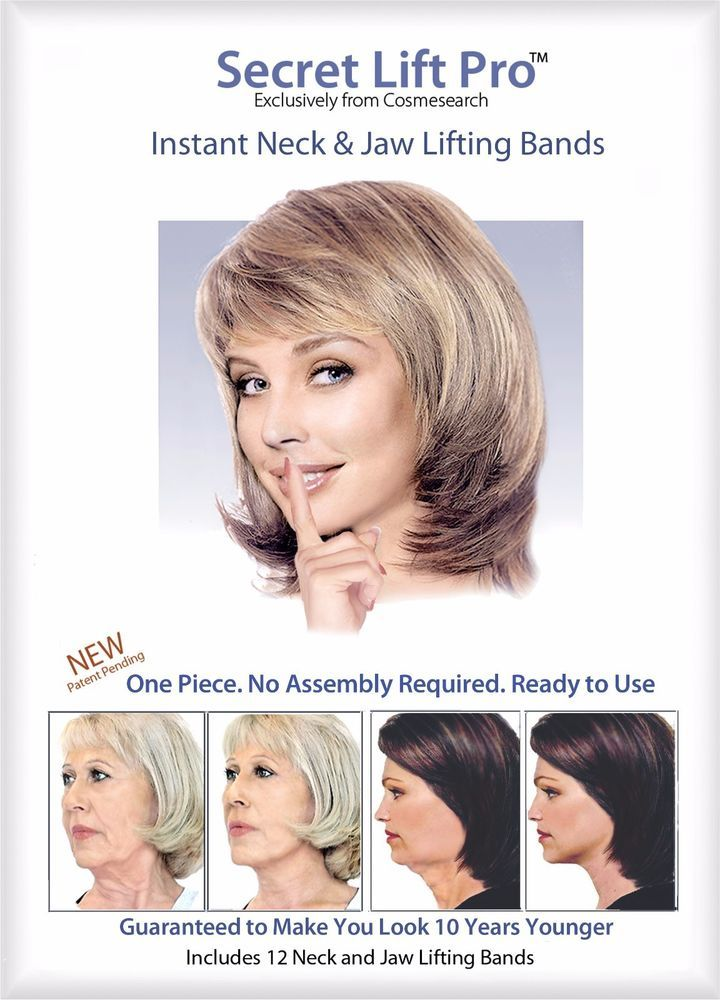 Details about 1/80PC Set Instant Face Neck and Eye Lift