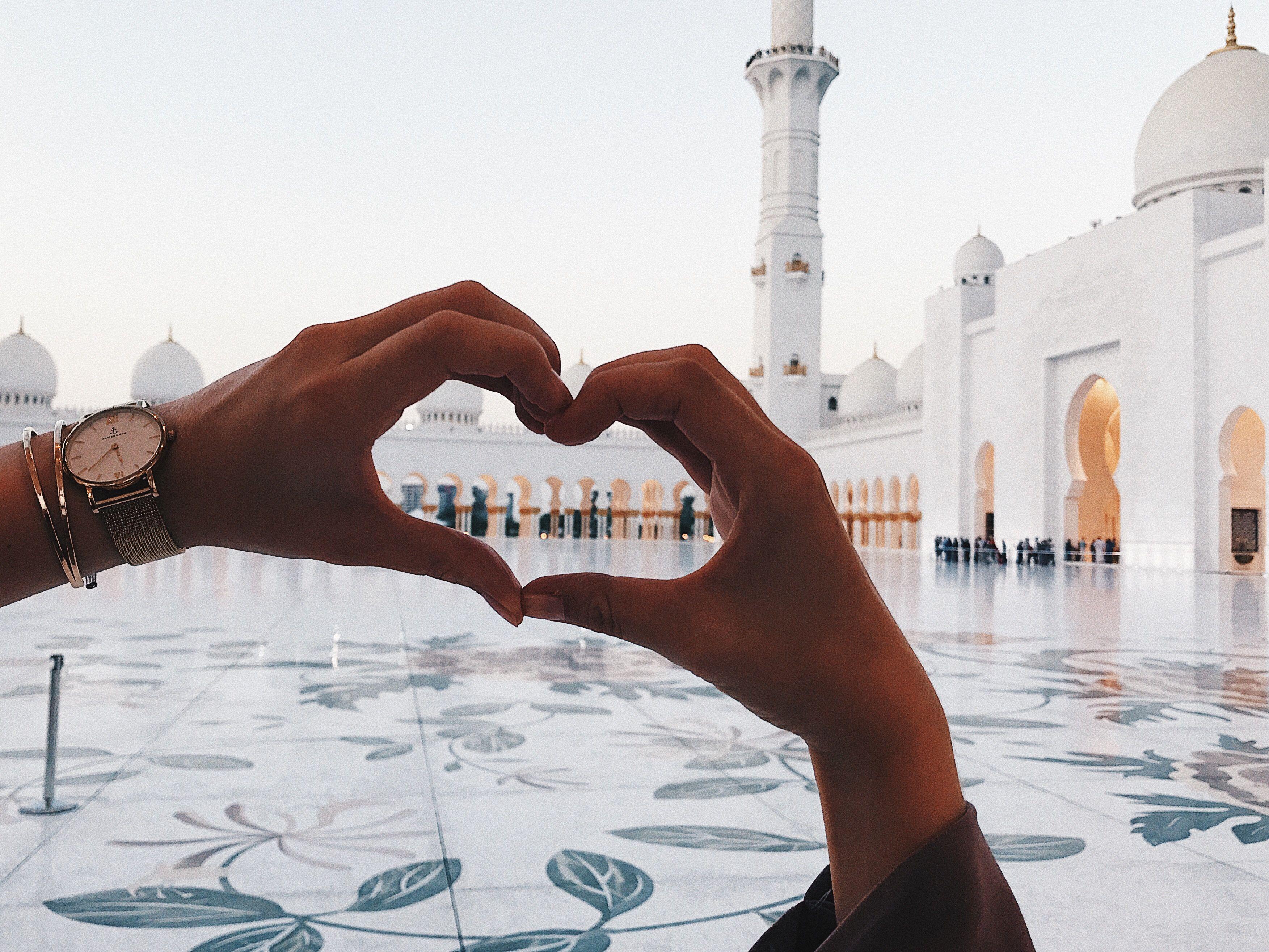 Top 5 Sightseeing Tipps Abu Dhabi Dubai Abu Dhabi Und Moschee