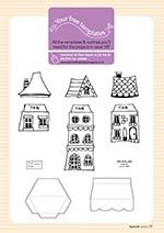 Papercraft Inspirations issue 149 templates