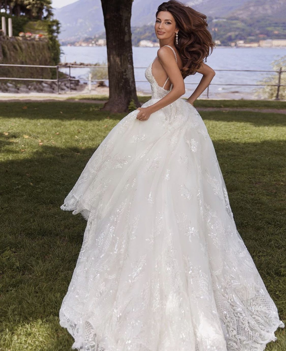Dreamy Paola Style In 2020 Gorgeous Wedding Dress Wedding Dress Couture Wedding Dresses