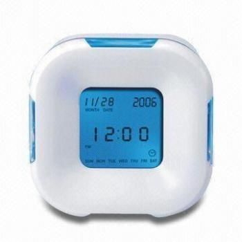 Table LCD Clocks with Calendar/Alarm/Temperature/Countdown